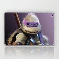 Donatello Laptop & iPad Skin