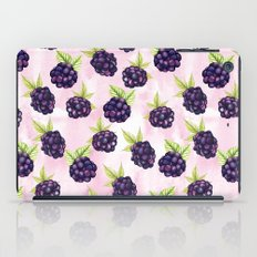 Blackberries iPad Case