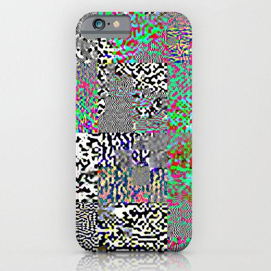 tiles iPhone & iPod Case