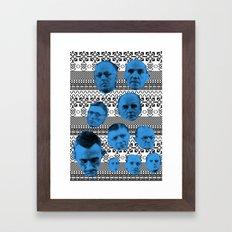 the board of directors  Framed Art Print