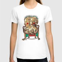 girls T-shirts featuring Girls by R. Gorkem Gul