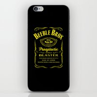 Pan Galactic Gargle Blaster iPhone & iPod Skin