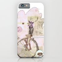 iPhone & iPod Case featuring above the clouds by emily sams
