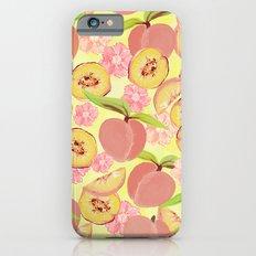 Peaches iPhone 6 Slim Case
