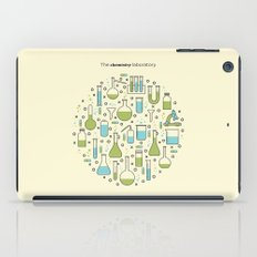 The Chemistry Laboratory iPad Case