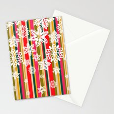 Flakes Stationery Cards