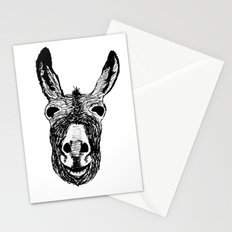 Wonky Donkey  Stationery Cards