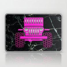 Jeep Pink Marble Laptop & iPad Skin