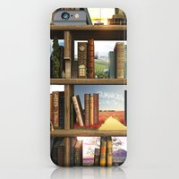 iPhone Cases featuring StoryWorld by Cynthia Decker