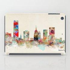 oklahoma city oklahoma iPad Case