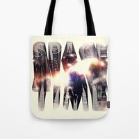 Spacetime Tote Bag