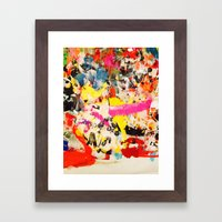 RAG Framed Art Print