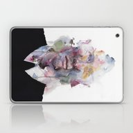 Laptop & iPad Skin featuring Mr. Afterthought by Agnes-cecile
