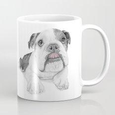 A Bulldog Puppy Mug
