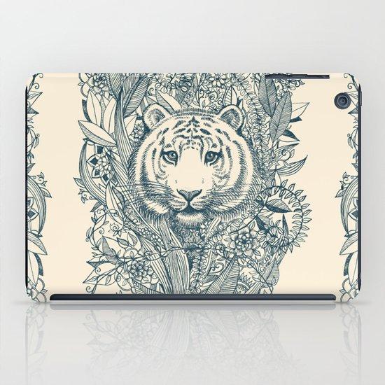 Tiger Tangle iPad Case