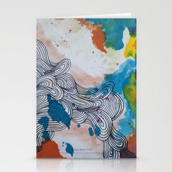 Moleskine #1 Stationery Card