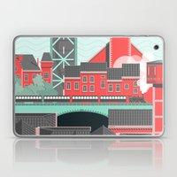 Townscape Laptop & iPad Skin