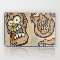FOURHEADS ARE BETTER THA… Laptop & iPad Skin