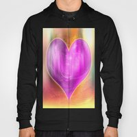 Colorful Heart Hoody