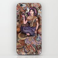 Sheherazade  iPhone & iPod Skin