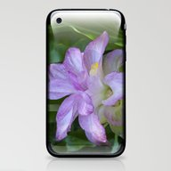 Tropical Pink Flower iPhone & iPod Skin