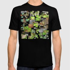 The Mind Seeks Someone Eternal  Black Mens Fitted Tee SMALL