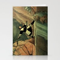 Orin And The Dead Man's … Stationery Cards