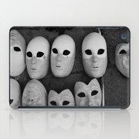 Masks iPad Case