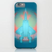 Into the future USAF F22 iPhone 6 Slim Case