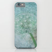 Delicate And Blue  iPhone 6 Slim Case