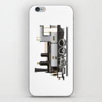 Locomotive iPhone & iPod Skin