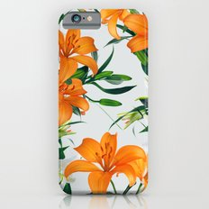 Glorious Lilies Slim Case iPhone 6s