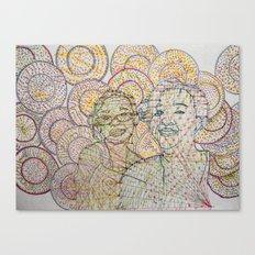 Sunshine In An Emo World Canvas Print