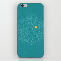 Virtues iPhone & iPod Skin