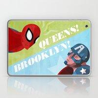 QUEENS! BROOKLYN! Laptop & iPad Skin