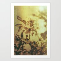 love for spring  Art Print