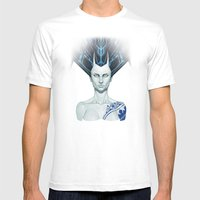 Porcelaine Mens Fitted Tee White SMALL