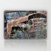 Vintage Jeep Laptop & iPad Skin