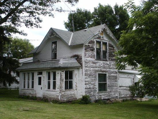 Abandoned House 4 Art Print