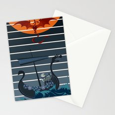 The Viking Stationery Cards