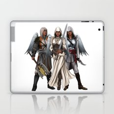 Warrior Angels Laptop & iPad Skin