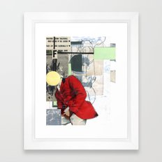 Hunt Framed Art Print