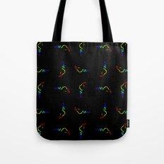 Gay Dancing Cobra Pattern Tote Bag
