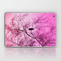 The Sentinal ~ Pink Abstract Laptop & iPad Skin