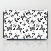 Butterflies In Flight 2 iPad Case