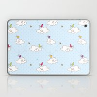 cotton cloud Laptop & iPad Skin