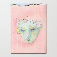 PALE FIRE Canvas Print