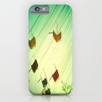 iPhone & iPod Case featuring Fly around by Maite
