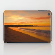iPad Case featuring Sunset Over The Port by Peaky40
