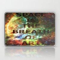 The Breath Of Art Laptop & iPad Skin